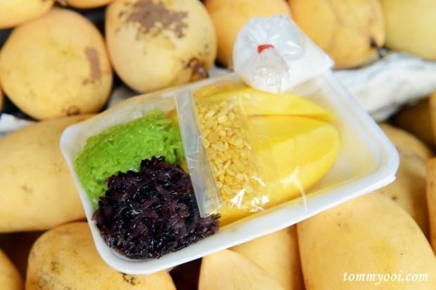 Mae Varee Mango Sticky Rice