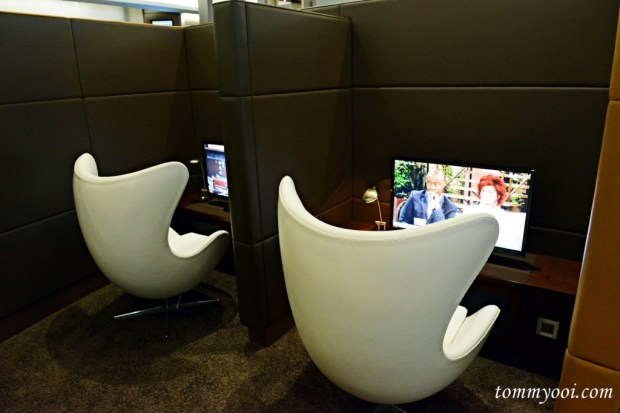 Etihad Airways First & Business Class Abu Dhabi Lounge