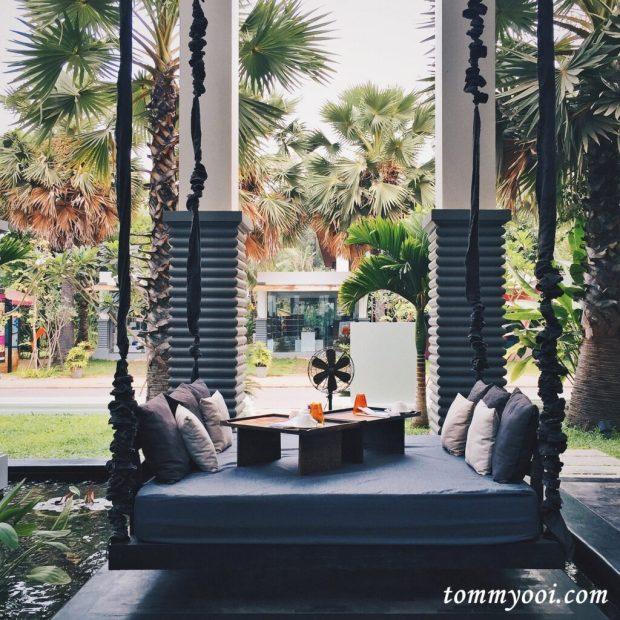 Kroya, Shinta Mani Club & Resort