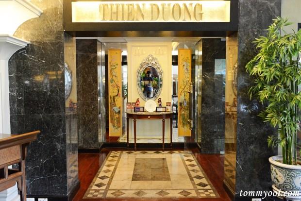Thien Duong, Dusit Thani Bangkok