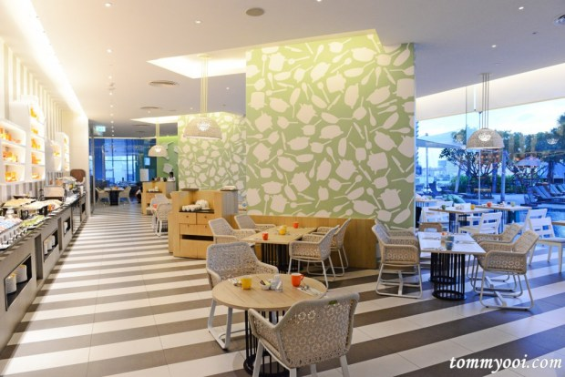 East Coast Kitchen, Holiday Inn Pattaya