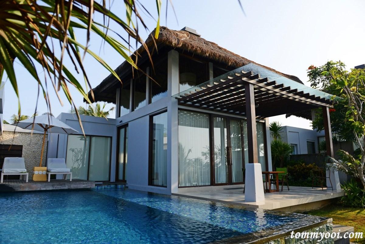 Samabe Bali Suites Villas One Bedroom Ocean Pool Villa Tommy Ooi Travel Guide