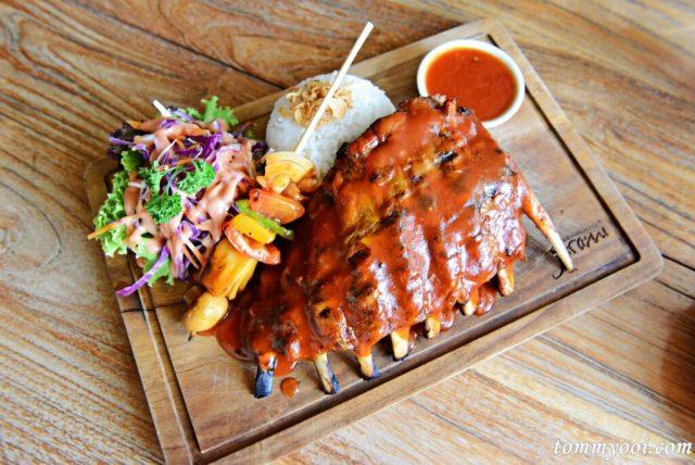 Pork Ribs Bali