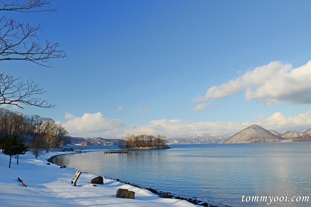 Lake Toya Hokkaido