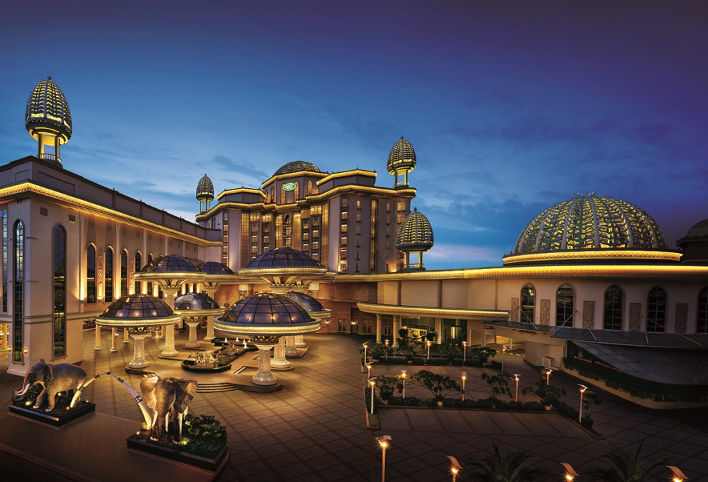 SUNWAY RESORT HOTEL & SPA EXTERIOR_2