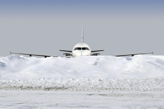 Aircraft waiting