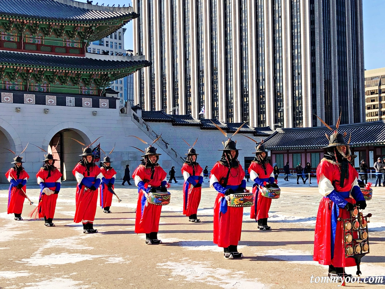 20 Must Visit Seoul Attractions Travel Guide Tommy Ooi 4d3n Bangkok Pattaya Include Nanta Show 2 Royal Guard Changing Ceremony