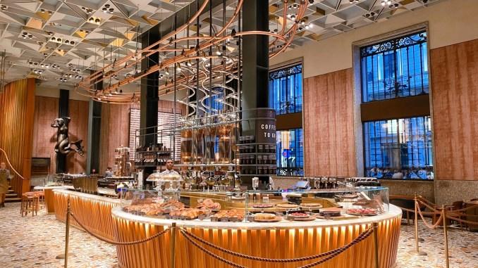 Milan Starbucks Reserve