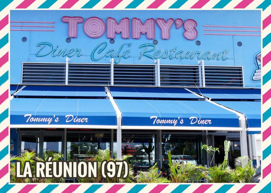 Tommy's Diner Sainte-Marie, Réunion