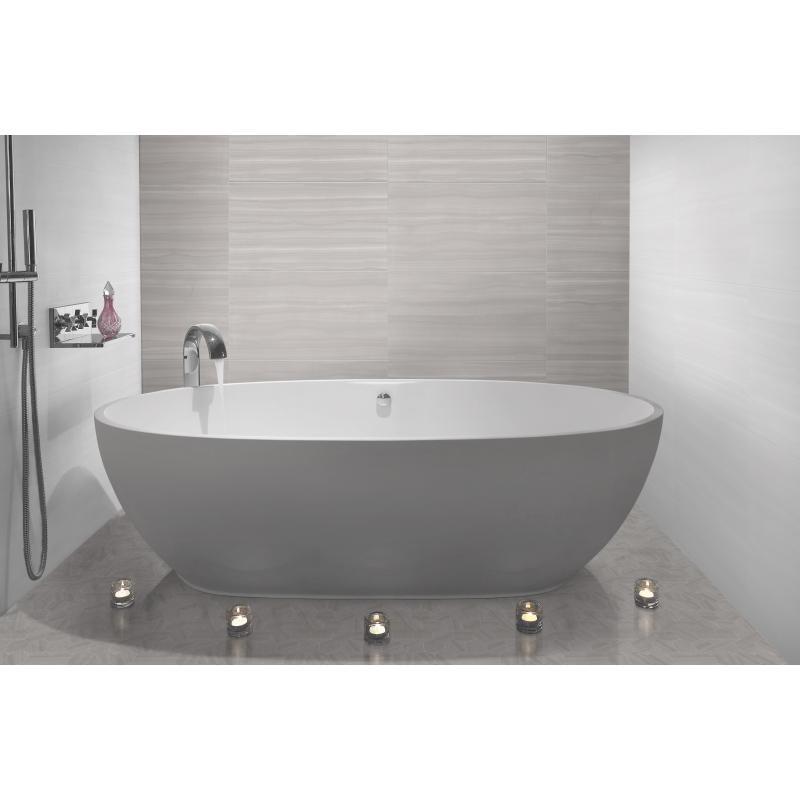 Dalin Grey Wall Floor Tile 600mm X 330mm Tommy Tiler