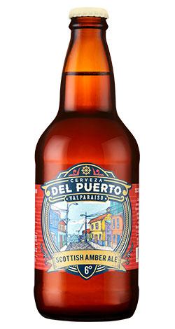 Cerveza Del Puerto Scottish Amber ale
