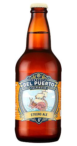Cerveza Del Puerto Strong Ale