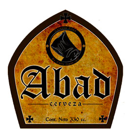 Logo Cerveza Abad
