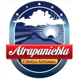 Logo Cerveza Atrapaniebla