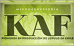 Logo Microcervecería Kaf