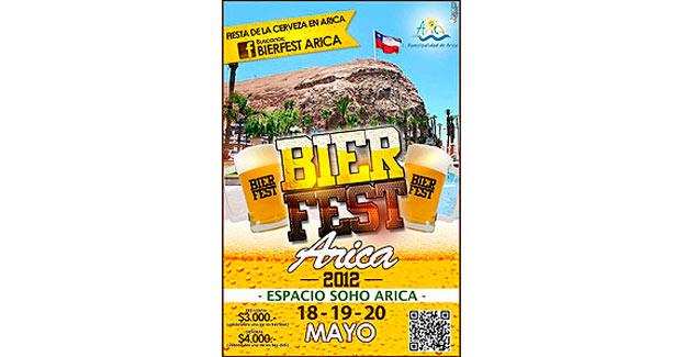 Bierfest Arica 2012