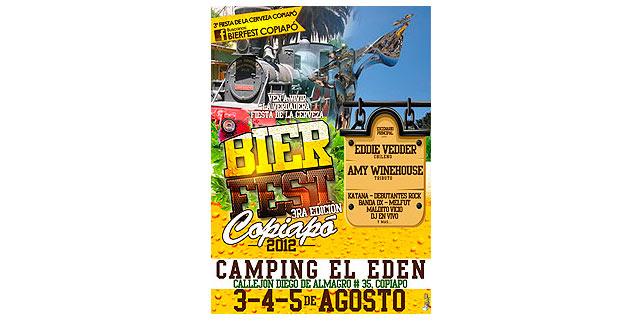 Bierfest Copiapó 2012