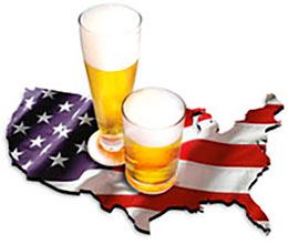 Cerveza en Estados Unidos