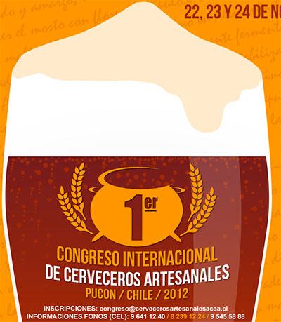 1er. Congreso Internacional de Cerveceros Artesanales