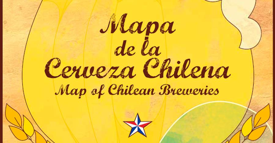 Mapa de la Cerveza en Chile