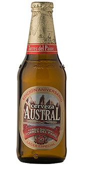 Cerveza Austral Torres del Paine