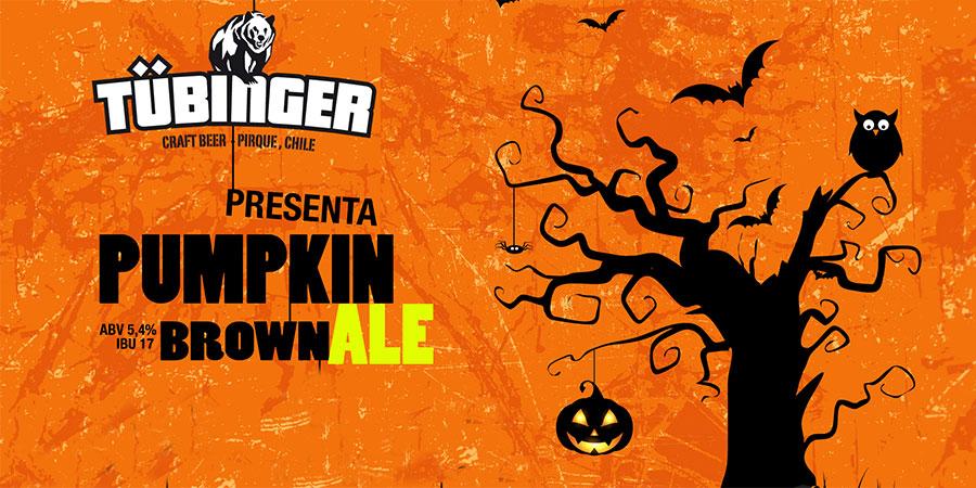 Lanzamiento Tübinger Pumpkin Brown Ale