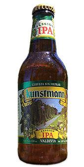 Cerveza Kunstmann Session IPA