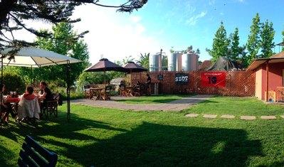 Tour Cervecería Szot
