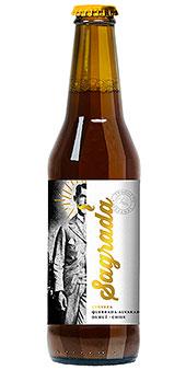 Cerveza Sagrada Golden Ale