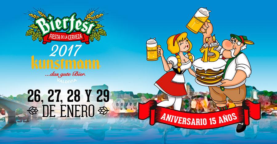 Bierfest Kunstmann 2017