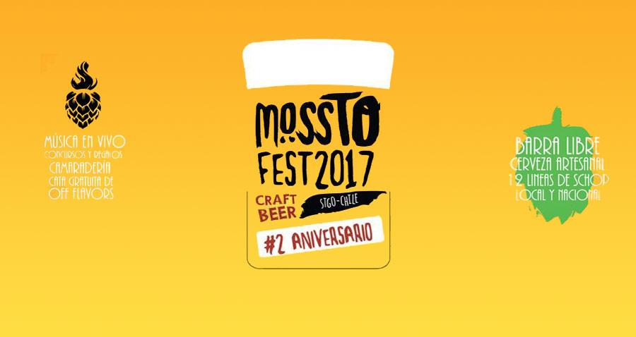 Mossto Fest: Aniversario Mossto Brewfood