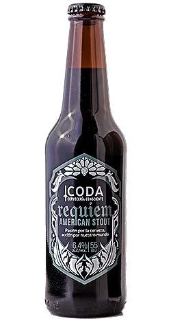 Cerveza Coda Requiem American Stout