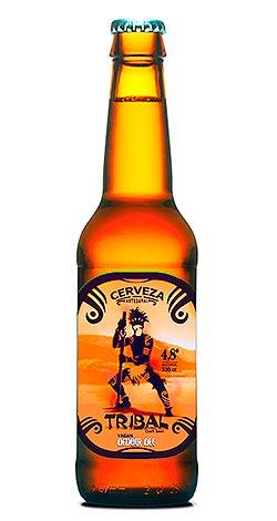 Cerveza Tribal Amber Ale
