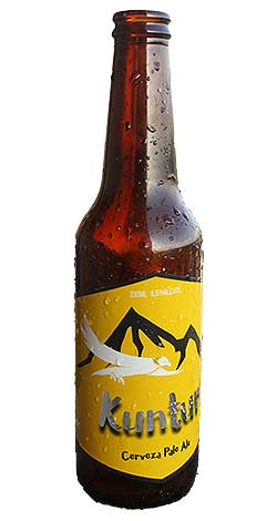 Cerveza Kuntur Pale Ale