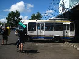 Tarif Angkutan Umum Antar Kota Tomohon