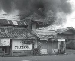 Kebakaran di Paslaten Satu, Uang Koperasi Ludes