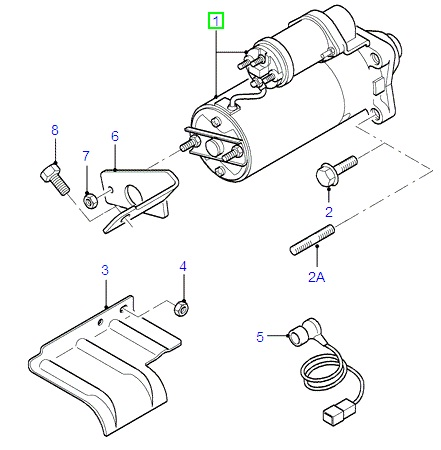 2001 ford focus starter diagram truck light wiring buy motors parts in uxbridge london tomo motorparts motor exchange maual 1998