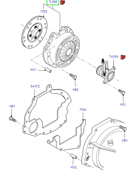 Timing Belt Kits : Buy Ford parts, Fiat parts, Alfa parts