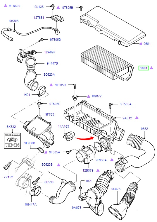 Wiring Diagram For Ford Fiesta. Ford. Auto Wiring Diagram