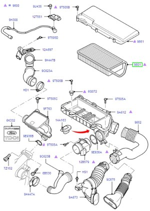 Ford Fiesta Parts Diagram | Diagram
