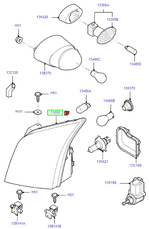 Clutch Hydraulics : Buy Ford parts, Fiat parts, Alfa parts