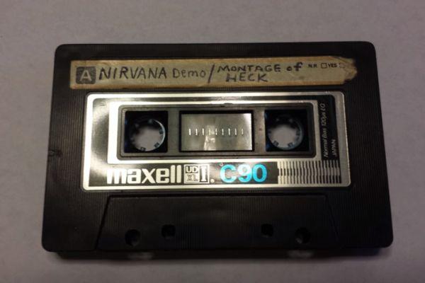nirvana-cassette