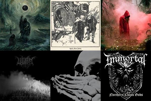 I 20 migliori dischi black metal del 2018