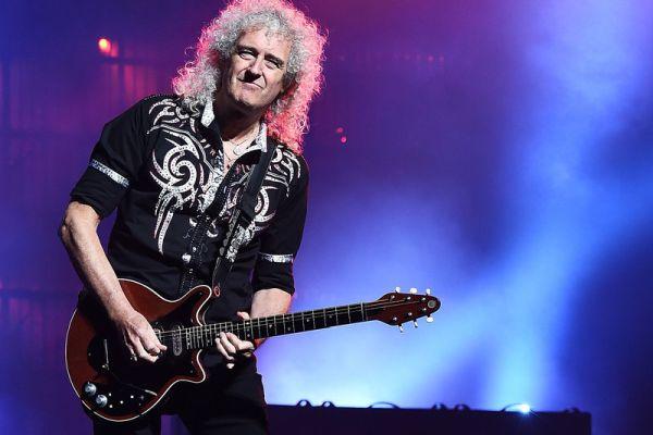 "Brian May, ascolta ""New Horizons"""