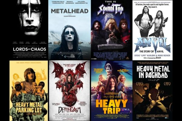 Metalsploitation: 25 Film Metal Da Non Perdere