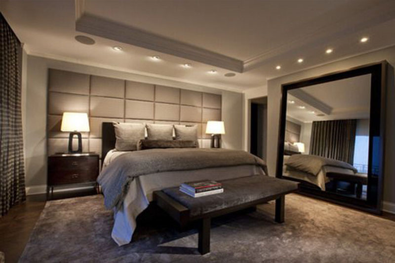 Master Bedroom Ideas And Designs #10 U2013 Lighting