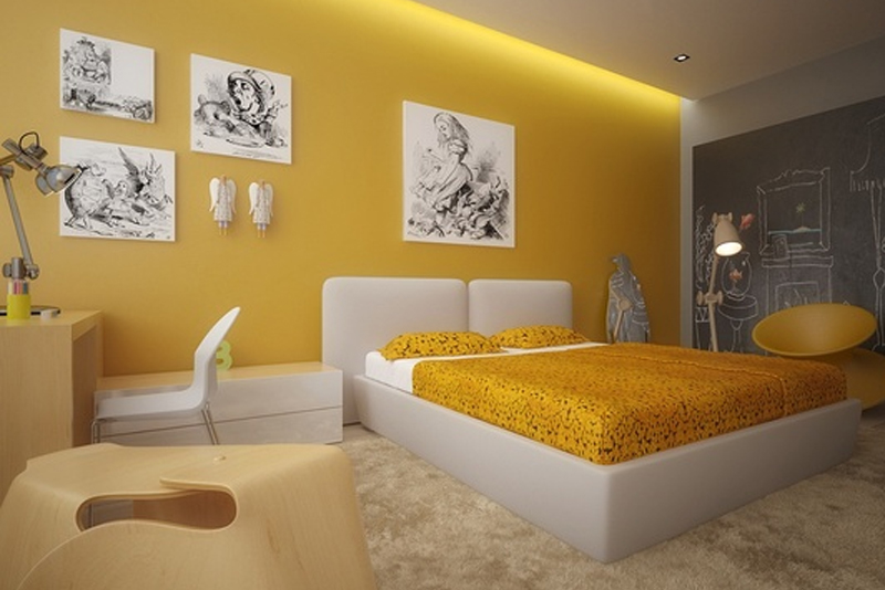 Master Bedroom Ideas And Designs #14 u2013 Monochrome