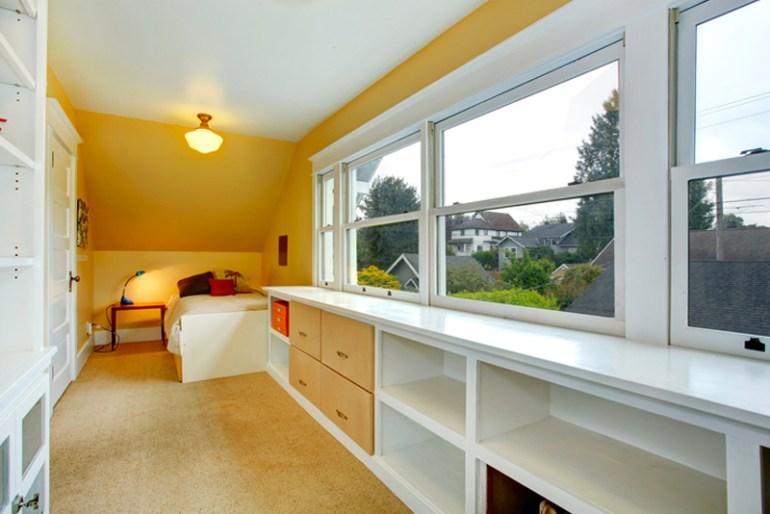 Small Bedroom Storage