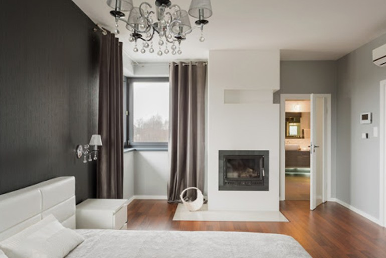 How To Decorate A Bedroom - Start With A Focal Point