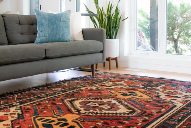 How To Decorate A Bedroom - Pick The Perfect Rug